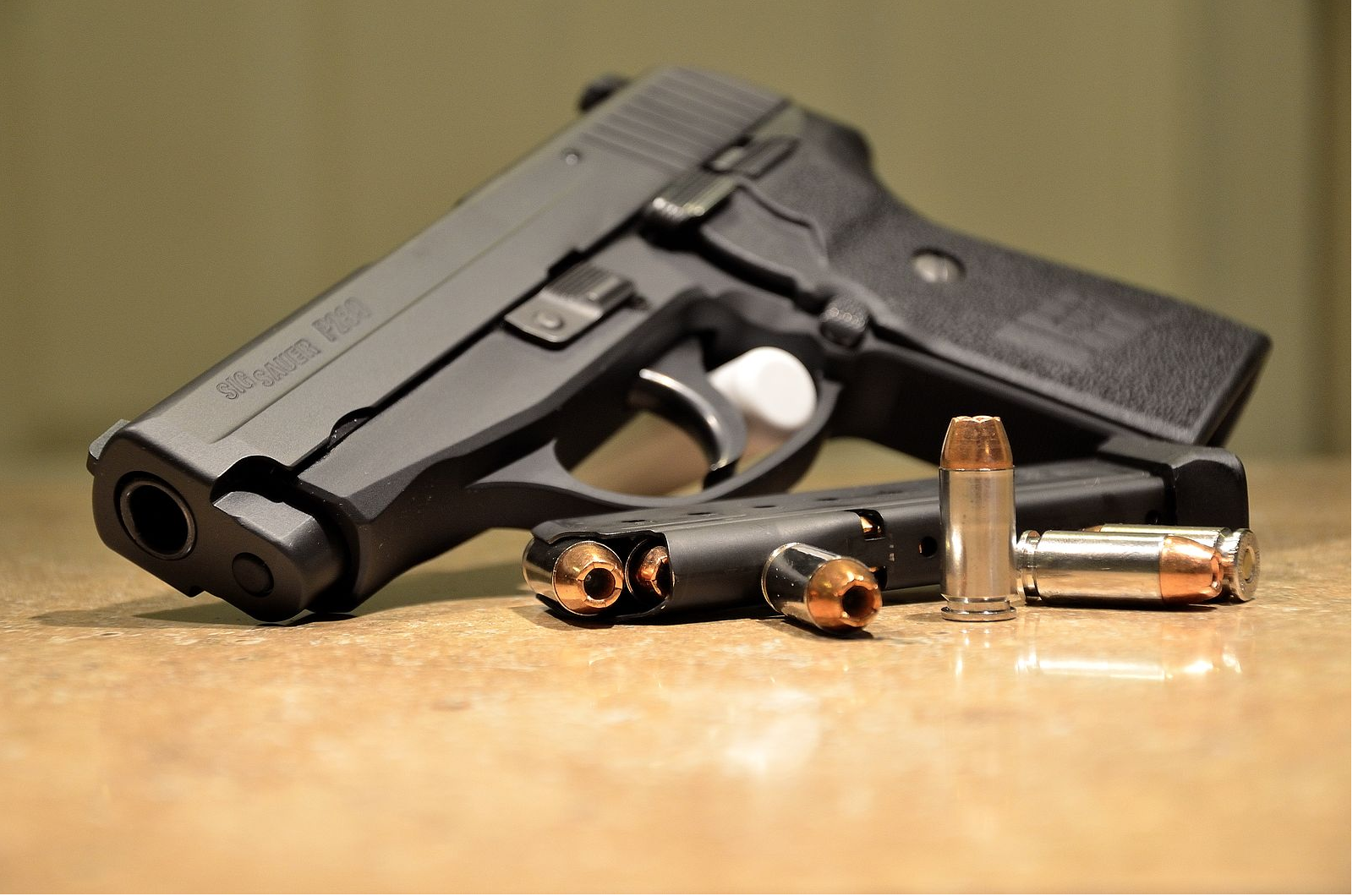Tarrant County Family Violence Gun Cases
